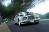 Bentley Arnage (Limuzína)