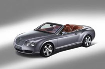 Bentley Continental (Kabriolet)