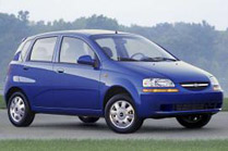 Chevrolet Kalos (Hatchback)