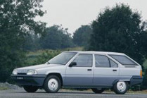 Citroën BX (Coupé)