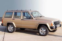 Jeep Cherokee (Offroad)
