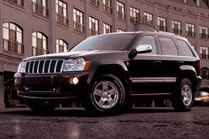 Jeep Grand Cherokee (Offroad)