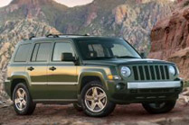 Jeep Patriot (Offroad)