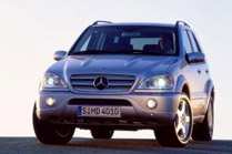 Mercedes ML (Offroad)