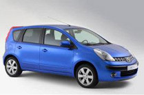 Nissan Note (Hatchback)