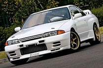 Nissan Skyline (Coupé)
