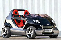 Smart Crossblade (Kabriolet)