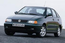 Volkswagen Polo (Sedan)