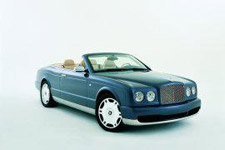 Bentley Azure II 6.8 V8