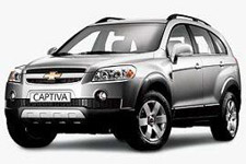 Chevrolet Captiva 2.4 16V 2WD