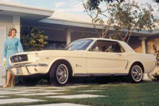 Ford Mustang I Shelby GT-500