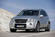 Mercedes ML (W164/II) 63 AMG