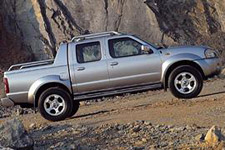 Nissan Pick-Up (D22) King Cab 2.4 12V 4x4