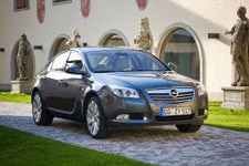 Opel Insignia (A) Hatchback 2.8 V6 191kW