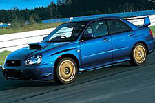Subaru Impreza II WRX 2.0 16V Turbo 160kW (model 2