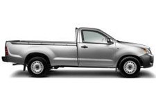 Toyota Hilux VI Single Cab 2.5 D-4D 4x4